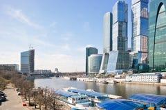 Mosca. Paesaggio urbano Fotografia Stock