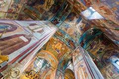 Mosca, Russia 28 marzo 2015 Un ortodox russo Immagini Stock