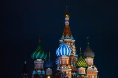 Mosca, Russia, nuovo anno, quadrato rosso, kremlin, natale immagine stock libera da diritti