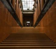 Mosca, Russia - 29 ottobre 2015: Museo di Pushkin Immagine Stock