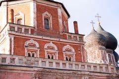 MOSCA RUSSIA Parco di Izmailovo fotografie stock