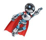 Mosca super do robô ilustração royalty free