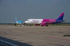 Mosca TUI Netherlands Boeing B767 di Arke fotografie stock