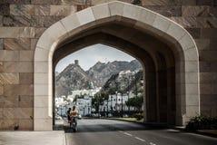 Moscato, Oman Fotografia Stock Libera da Diritti