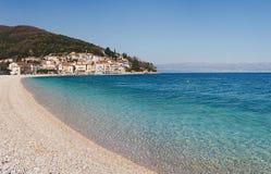 Moscenicka Draga in Croatia Royalty Free Stock Images