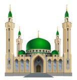Moschea royalty illustrazione gratis