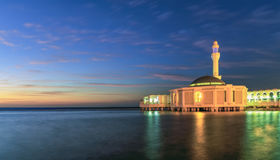 Moschea 1 Fotografie Stock Libere da Diritti