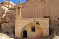 Moschea antica della caverna Immagine Stock Libera da Diritti