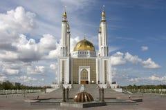 Moschea in Aqtöbe Fotografie Stock