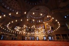Moschea blu Immagini Stock Libere da Diritti