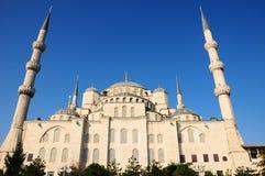 Moschea blu Fotografia Stock Libera da Diritti
