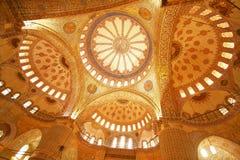 Moschea blu fotografie stock libere da diritti