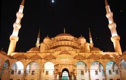 Moschea blu Costantinopoli immagini stock