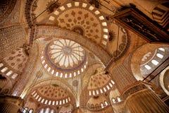 Moschea blu Costantinopoli Fotografie Stock