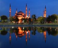 Moschea blu - Costantinopoli Fotografia Stock Libera da Diritti