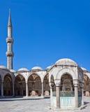 Moschea blu, Instanbul fotografia stock
