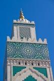 Moschea Casablanca del Hassan II Fotografie Stock