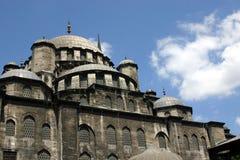 Moschea a Costantinopoli Fotografie Stock