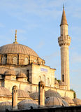 Moschea Costantinopoli di Pasha di Mehmet fotografie stock