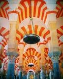 Moschea de Cordova Fotografie Stock Libere da Diritti