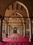 Moschea del Amr Ibn Al-Aas Fotografia Stock