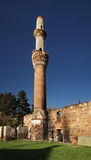Moschea del bazar (moschea di Charshi) in Prilep macedonia fotografie stock libere da diritti