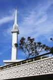 Moschea del cittadino della Malesia Fotografie Stock