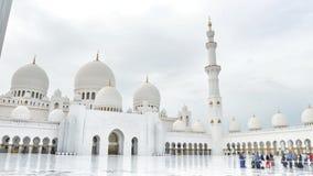 Moschea del Hassan II Fotografie Stock Libere da Diritti