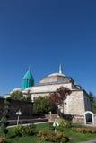 Moschea del museo di Mevlana Immagini Stock