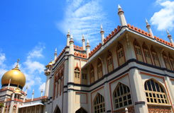 Moschea del sultano Immagini Stock