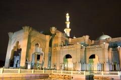 Moschea del territorio federale Fotografia Stock