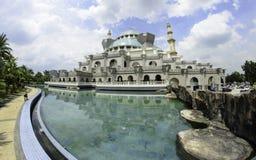 Moschea del territorio federale Immagini Stock