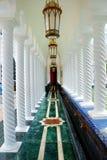 Moschea dell'Omar Ali Saifuddien Immagine Stock