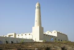 Moschea della condizione del Qatar immagini stock