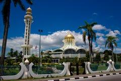 Moschea della condizione di Penang Fotografia Stock Libera da Diritti