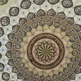 Moschea della cupola fotografia stock