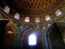 Moschea dello scià Fotografie Stock