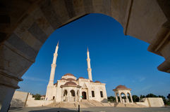 Moschea detta di Taimur dello scomparto Immagini Stock Libere da Diritti