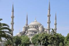 Moschea di Ahmed del sultano Fotografia Stock