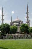 Moschea di Ahmed del sultano, Costantinopoli Immagini Stock Libere da Diritti