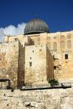 Moschea di Al-Aqsa Immagini Stock