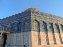 Moschea di Al-Aqsa, Gerusalemme Fotografia Stock Libera da Diritti