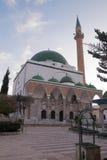 Moschea di Al-Jazzar - San Giovanni d'Acri - Israele Immagini Stock Libere da Diritti