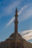 Moschea di Al-Noor di Masjid Fotografie Stock Libere da Diritti