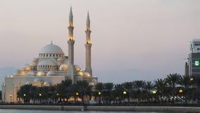 Moschea di Alnoor Fotografia Stock