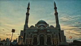 Moschea di Alnoor Fotografia Stock Libera da Diritti