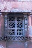 Moschea di Astodia, Ahmadabad fotografia stock