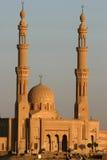 Moschea di Aswan Fotografie Stock Libere da Diritti