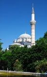 Moschea di Bayezid a Costantinopoli Fotografia Stock