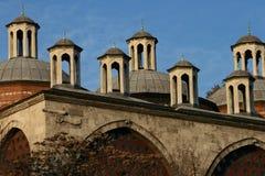 Moschea di Costantinopoli Fotografie Stock